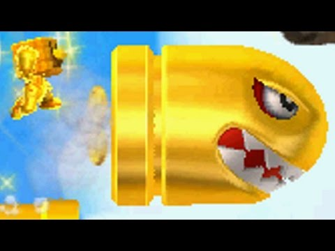 Thumbnail: New Super Mario Bros 2 - Coin Rush - Coin Challenge Pack B