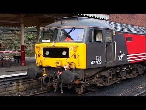 47769 Cab ride ELR 2004 LOCO TV UK