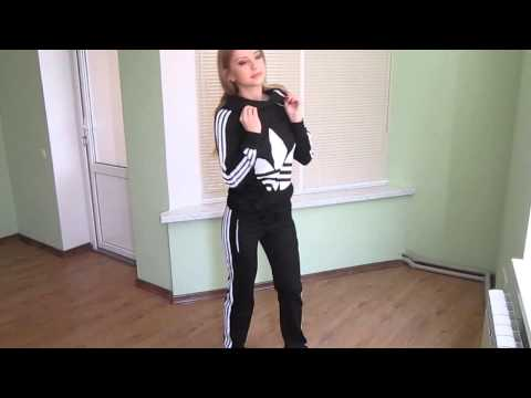 Женский спортивный костюм от интернет магазина Free-Style