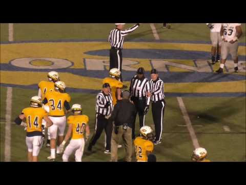 Detroit Cass Tech (MI) @ Saline (MI) 2016 Regional Final Highlights