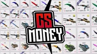 Trading Website -  (CS.Money) #CSMoney