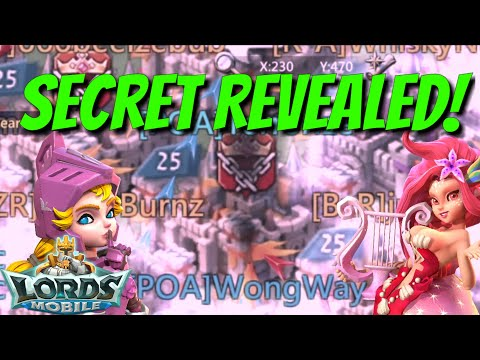 A Secret Finally Revealed! - Lords Mobile