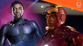 Black Panther Writer Slams Iron Man 1 Says film would fail Today