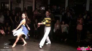 Anderson Mendes & Brenda Carvalho - Samba de Gafeira @ Salsa Mad House