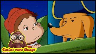 Curioso come George 🐵 L'attaco dei Pirati 🐵 Cartoni Animati per Bambini 🐵 Stagione 2