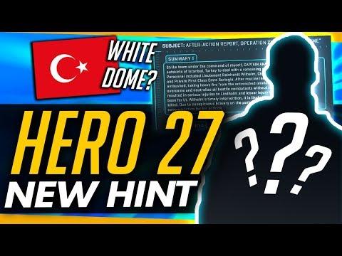 Overwatch | HERO 27 HINT - EMRE SARIOGLU - New Turkish Hero Teaser?