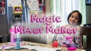 Vlog: Cool Baker Magic Mixer Maker Thumbnail