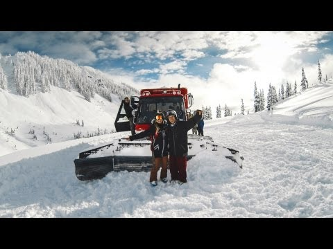 Powder Mountain Whistler Teaser