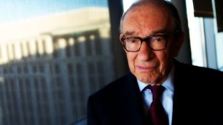 Alan Greenspan: Structure of the Oil Market Has Changed