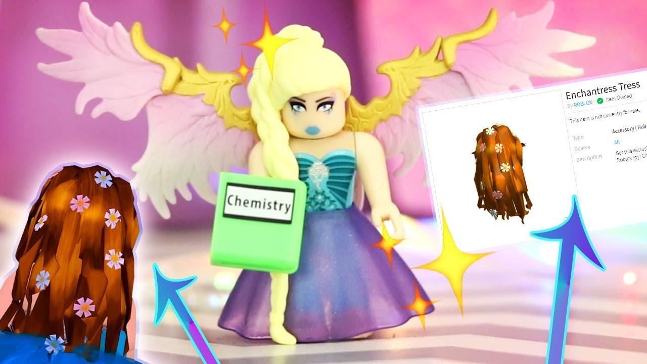 Royale High Enchantress Toy Unboxing Jazwares Roblox Youtube