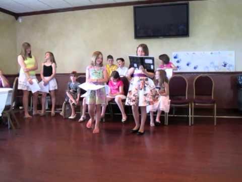 End of sunday school year program youtube