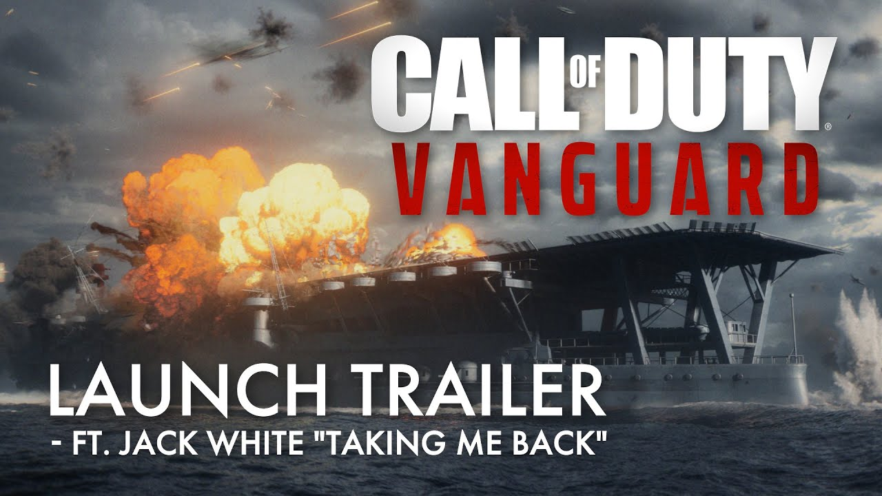 """Download Launch Trailer (ft. Jack White """"Taking Me Back"""") 