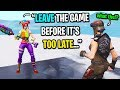 I played Fortnite at 2AM and met the funniest guy ever... (HE CARRIED ME!)