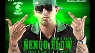Ñengo Flow - Tiraera pa cosculluela parte 2 y 4