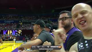 Sydney Kings vs. Illawarra Hawks - Game Highlights