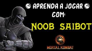 Mortal kombat 9: noob saibot, aprenda combos e técnicas