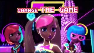 Barbie em Um Mundo de Videogame - Change the Game - Lyric Video