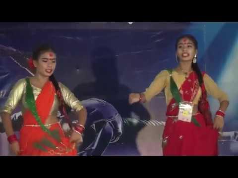 New Teej Song 2074 Lumbini Dancing Star 2074  ल है अब त तिज का गित सुन्ने बेला आएछ क्यारे