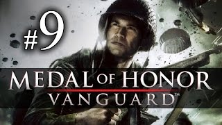 Medal of Honor: Vanguard - Varsity - Endgame (PS2, Wii) SLUS-21597, SLES-54683