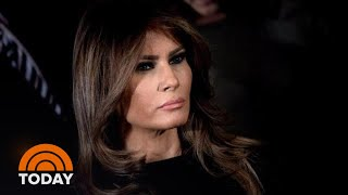 Melania Trump's Office Calls For Firing Of National Security Official | TODAY