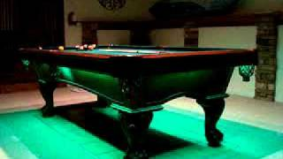 Emailing: Oracle Led Rgb - On Pool Table