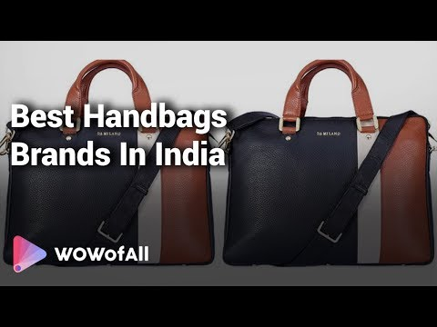 best-handbags-brands-in-india:-complete-list-with-features,-price-range-&-details