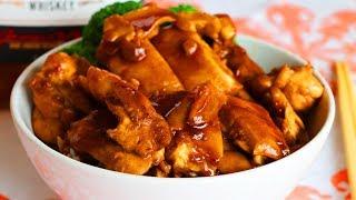 AWESOME Bourbon Chicken Recipe 波旁雞 CiCi Li -Asian Home Cooking Recipes