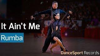 Rumba | It Ain't Me - Camille van Niekerk feat. DJ Maksy (Kygo & Selena Gomez Cover)