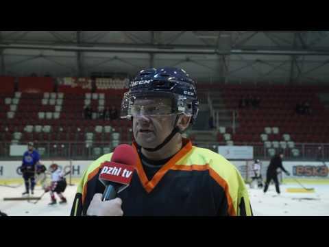 [www.pzhl.tv] Marek Matuszewski o campie Byrskiego
