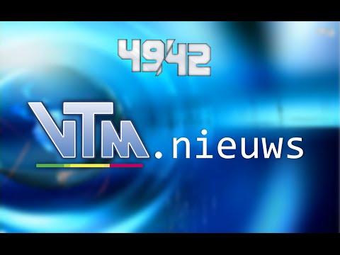 VTM || Nieuws - Extra nieuwsuitzending op 11/9/2001 [HD]