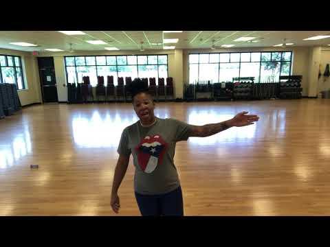 How to learn Chuck Brown  Chuck Ba Line Dance
