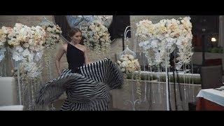 Модный показ от Дарьи Звягиной в ресторане Porto Maltese