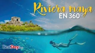 Viaja a Riviera Maya en 360° con Luisito Comunica | Historias BestDay.com