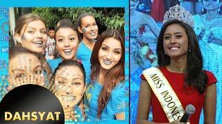 Cerita Maria Harfanti saat mengikuti ajang Miss World [Dahsyat] [23 Des 2015]