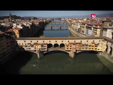 🔴 DRONE | Firenze deserta Coronavirus: i monumenti del centro storico / Quarantine in Florence