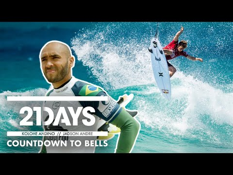 21Days: Kolohe Andino / Jadson Andre | Countdown to Bells Mp3