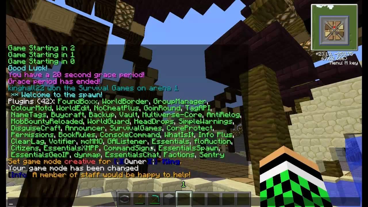 Top Best Minecraft Bukkit Plugins 40 Youtube