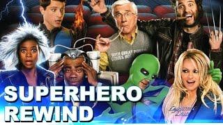 Superhero Rewind: Superhero Movie Review