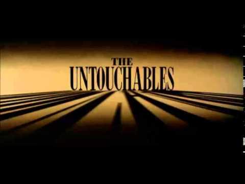 ennio morricone the untouchables end title