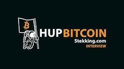Hup Bitcoin #21: Met Léon de Bruin over Stekking.com, bitcoin verdienen met online shoppen