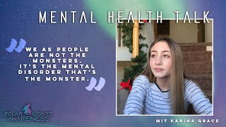 TW - Interview #12: We as people aren't the monsters. It's the mental disorder that's the monster.