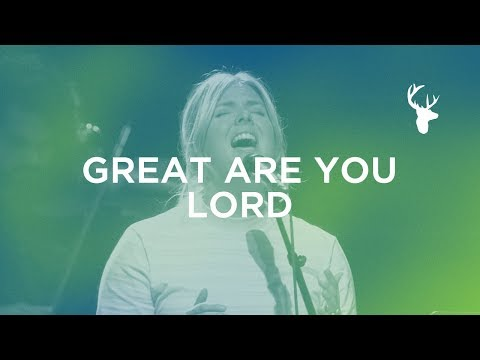 Great Are You Lord - Michaela Gentile | Bethel Music Worship