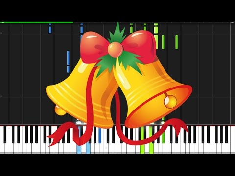 Jingle Bells [Piano Tutorial] (Synthesia)
