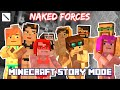 Play as Uncovered Team - Minecraft Story Mode Episode 6 FULL Playthrough (Swimsuit Series)