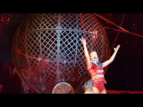 Great British Circus At Setapak Kuala Lumpur death of globe