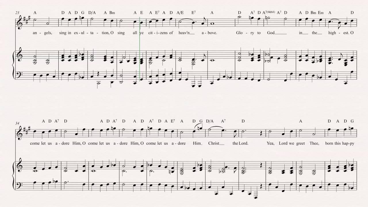 Alto sax o come all ye faithful christmas carol sheet music alto sax o come all ye faithful christmas carol sheet music chords vocals hexwebz Image collections