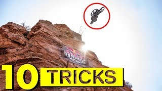TOP 10 OF THE BIGGEST TRICKS OF 2018 !