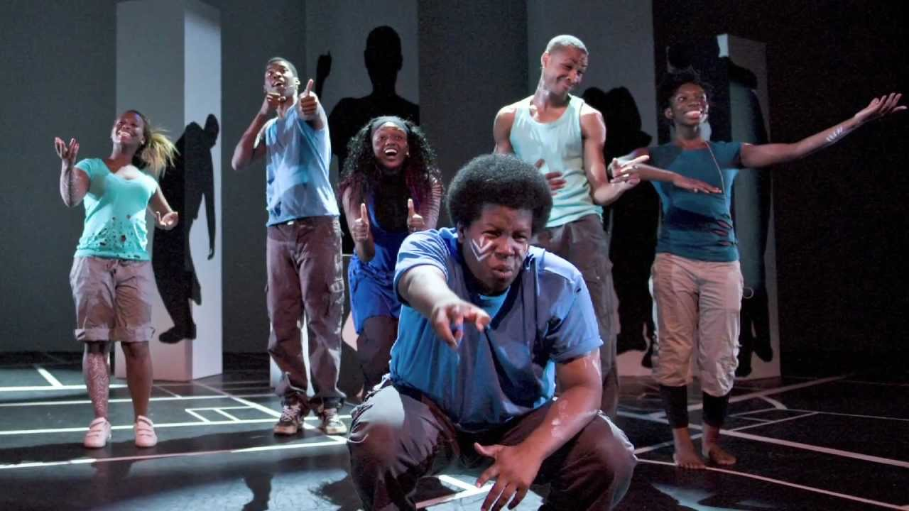Margins to Mainstream: The story of Black Theatre in Britain (trailer)