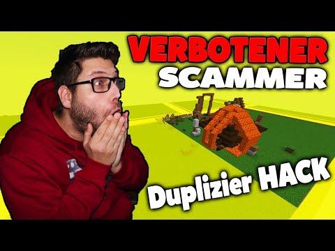 ILLEGALE duplizier Hack-Machine *SCAMMER* erwischt!