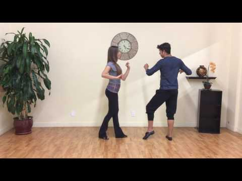 Salsa Dance Spins Techniques Lesson #3: :Three cool ways to turn for men